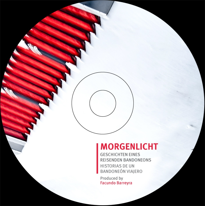 CD Label Morgenlicht