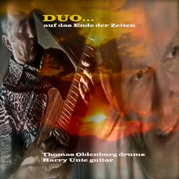 Duo auf das Ende der Zeiten Cover Bild